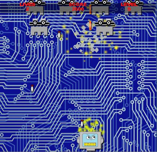 Ebot game